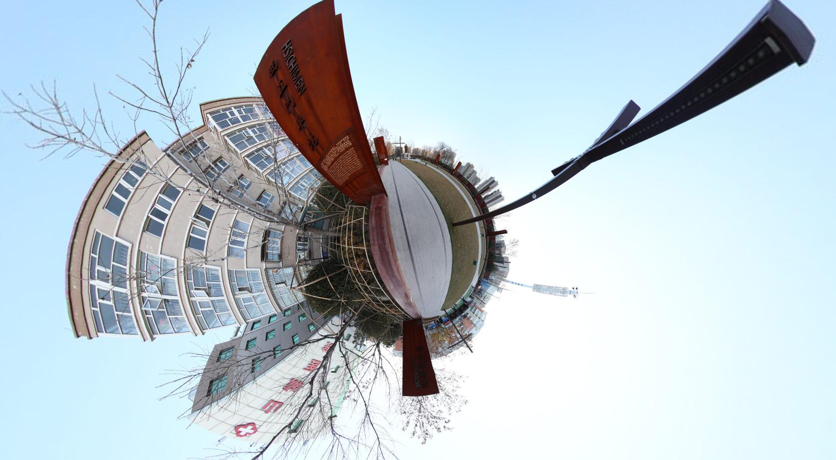 工业文化主题公园VR全景