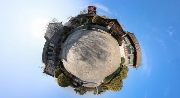 大西山旅游景区VR全景